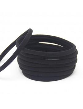Grands élastiques noir x4
