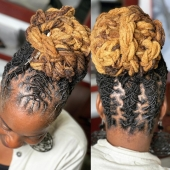 💫 𝗛𝗮𝗶𝗿𝘀𝘁𝘆𝗹𝗲 𝗯𝘆 @locks_passion   💫 𝗥𝗗𝗩 #linkinbio   #womenwithlocs #loctwist #nappy #locqueen #naturalhaircommunity #natural #blackwomen #dreads #dreadgirl #dreadlocks #locs #locks #locsrock #locstyles #voiceofhair #dreadlocs #hairstyle #blackhair #blackisbeautiful #blackiswonderful