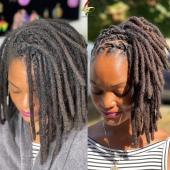 ℙ𝕖𝕣𝕗𝕖𝕔𝕥 𝕝𝕖𝕟𝕘𝕥𝕙 𝕠𝕗 𝕙𝕒𝕚𝕣 🤩   #blackgirlmagic #dreadlocks #dreadlocs #dreads #goddesslocs #healthylocs #loccommunity #locd #locjourney #loclife #loclivin #loclove #locnation #locs #locs4life #locslove #locstyle #locstyles #locstylesforwomen #longlocs #love #melanin #naturalhairstyles #shortlocs #teamlocs #womenwithlocs
