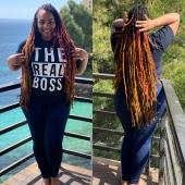 I'ᗰ ᖇᗴᗩᗪY 💇🏽♀️ #10years #alwaysblessed #grateful #longlocs #womenwithlocs #locs #nappy #locqueen #naturalhaircommunity #natural #blackwomen #dreads #dreadgirl #dreadlocks #locs #locks #locsrock #locstyles #voiceofhair #dreadlocs #hairstyle #blackhair #blackisbeautiful