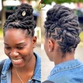 𝔹𝕝𝕒𝕔𝕜 𝕡𝕣𝕚𝕟𝕔𝕖𝕤𝕤 👑  . . . #blackgirlmagic #dreadlocks #dreadlocs #dreads #goddesslocs #healthylocs #loccommunity #locd #locjourney #loclife #loclivin #loclove #locnation #locs #locs4life #locstyle #locstyles #locstylesforwomen #love #naturalhairstyles #shortlocs #teamlocs #thicklocs #womenwithlocs