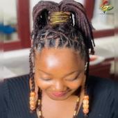 Hᰀⳗⳗ๑ ρʀ꯵ɴᥴᰀຣຣ' 💖 #womenwithlocs #loctwist #locs #nappy #locqueen #naturalhaircommunity #natural #blackwomen #dreads #dreadgirl #dreadlocks #locs #locks #locsrock #locstyles #voiceofhair #dreadlocs #hairstyle #blackhair #blackisbeautiful #blackiswonderful  #naturalrootsista #hair #lochairstyles