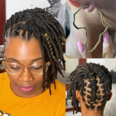 💫 𝙻𝚘𝚟𝚎 𝚑𝚎𝚛 𝚏𝚕𝚘𝚠 🤩 #womenwithlocs #loctwist #locs #nappy #locqueen #naturalhaircommunity #natural #blackwomen #dreads #dreadgirl #dreadlocks #locs #locks #locsrock #locstyles #voiceofhair #dreadlocs #hairstyle #blackhair #blackisbeautiful #blackiswonderful  #naturalrootsista #hair